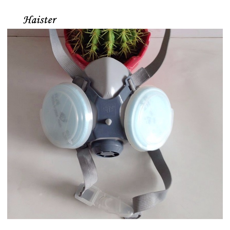 1SET Dust Mask PM2.5 Coal Mine Protection Filter Dust-proof Anti-fog and Haze Self-inhalation air-purifying respirator