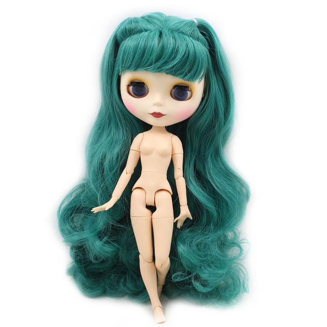 Majestic Nude Neo Blythe Doll Joint Body Matte Skin Hand Set