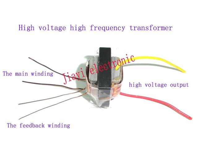 Voltage Transformer Wiring Diagram High Wiring Schematic Diagram