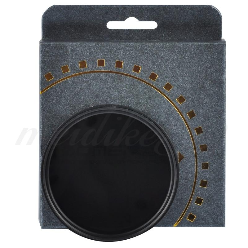 ZOMEI 77mm Variable Fader ND Filter ND2 ND4 ND8 ND400 for Nikon Canon Hoya Lens Free shipping светофильтр hoya hmc nd x400 77mm 76309