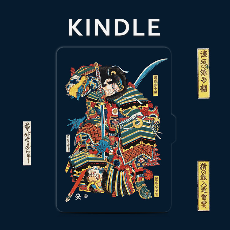 Warrior Design 2016 New 8th Kindle Case Paperwhite 3/2/1 Voyage 7th Kindle Folio Pu Leather Magnet Cover for Amazon 6 Inch Shell japan tokyo boy girl magnet pu flip cover for amazon kindle paperwhite 1 2 3 449 558 case 6 inch ebook tablet case leather case