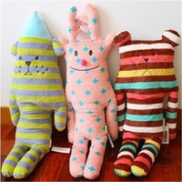 90cm Soft Japan Craftholic Stuffed Large Doll Big Plush Toys Pink Deer Toys/Cushion/Pillow Plush Toys Christmas Birthday Gift