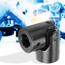 25*49*108 мм DIY Универсальный рулевой шарнир с шпоночным пазом для промышленных ворот Соединительная муфта соединитель двигателя u-шарниром высокое качество