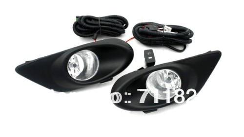 Front Fog Light Kit For Honda Accord Sedan 2008-2011 front