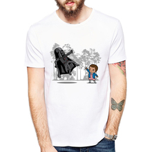 Newest 2018 Fashion Stranger Things T Shirt Men's Cartoon Character T-shirt Summer Hipster Cool Tops Tee Clothing