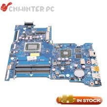 NOKOTION Laptop Motherboard For HP notebook 15-BA 854959-601 854959-001 BDL51 LA-D713P A10-9600P CPU R8 M445DX graphics(China)