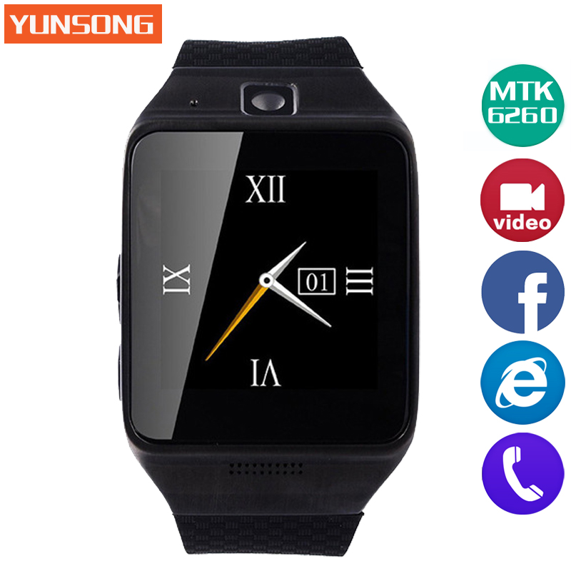 LG128 Smart Watch with NFC GPS Support SIM Card 1.3MP Camera Remote Capture Sleep Sports Tracker Monitor Wristwatch Smartwatch lg 49lh570v smart