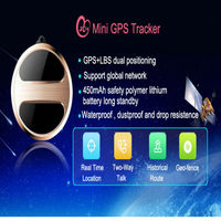 Precise GPS Pet Tracking Device Locator T8S support GPS LBS Tracking With Google Maps Alarm GPS for children cat dog pet elderly