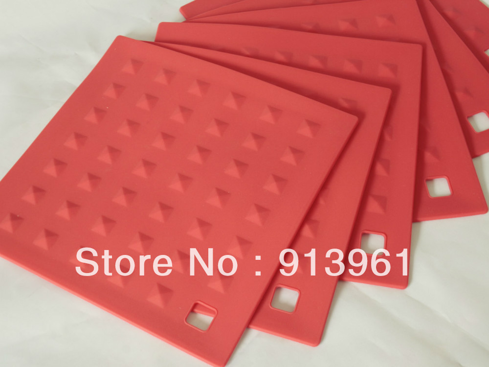 Heat resistant Silicone Pot Cup Mat 1818cm Insulation  : Heat resistant Silicone Pot Cup Mat 18 18cm Insulation Table Placemat Cup non slip mat Kitchen from www.aliexpress.com size 1000 x 750 jpeg 106kB