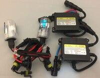 9005 HB3 9006 HB4 H1 H3 H7 H8 H9 H11 881 880 35 W araba Işık HID Xenon Kiti AC Balast Ampul Otomatik Far Far Sis Lambası