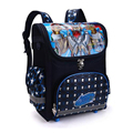 2016 Boys school bags dark blue Spider Armor children's orthopedic backpack high quality mochila infantil bolsas primary 1-5