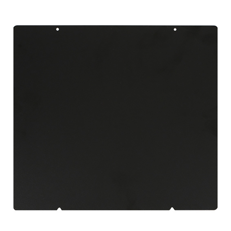 Image 3 - 3D Printer Hot Bed Accessories 220Mm Double Layer Texture Pei Powder Steel Plate + Magnetic Sticker B Surface For Anet A8 A6 W-in 3D Printer Parts & Accessories from Computer & Office