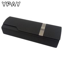 Portable Imitation Wood Grain Sunglass Box 2018 Fashion Spectacle Case For Glass