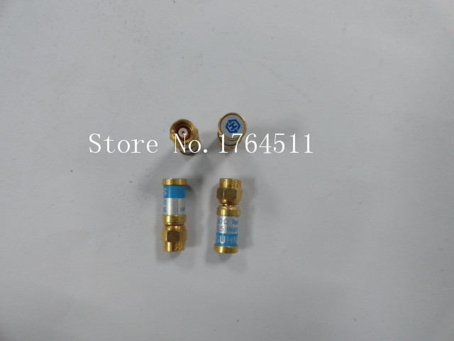 [BELLA] Switzerland Imported SUHNER DC-18GHZ 50 Ohm 0.5W Coaxial Precision Load MSC  --5PCS/LOT