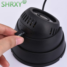 USB Security Dome Camcorder IR MINI CCTV Camera Video TF Memory Card Storage Night Vision Auto Car Driving Record Recorder DVR