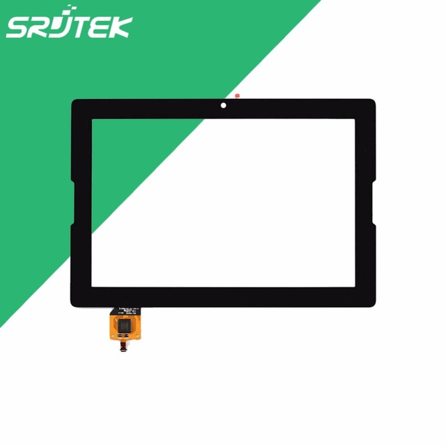 Оригинальный Новый 10.1 ''Для Lenovo A10-70 A7600 B0474 T Сенсорного Экрана Digitizer Стекло Датчик Планшетный Пк Ремонта Электротехнического Частей