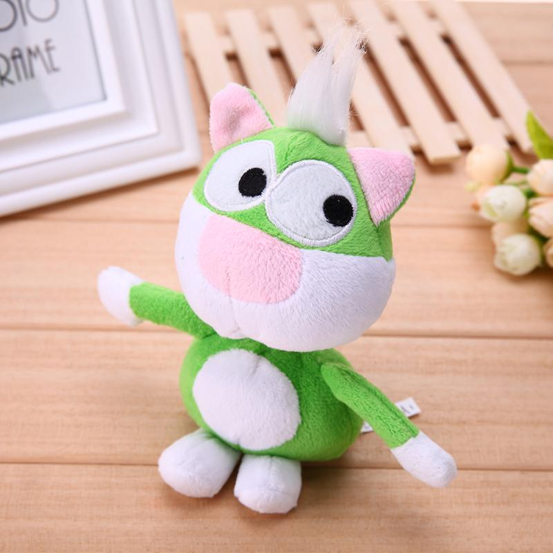 Pet Puppy Dog Chew Sound Squeaky Plush Sound Funny Toys Squeaking Animals Pet Toy Dogs Cat Chew Squeaker Playing Training Toy