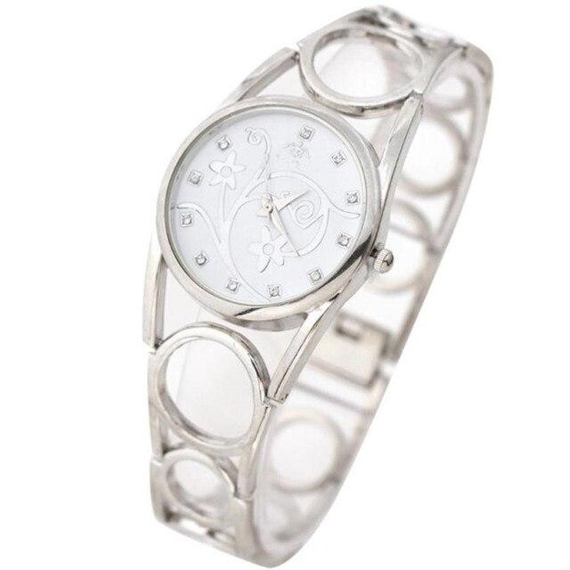 Watches women watches women luxury brand Fashion Strap Bracelet Watch Round Dial