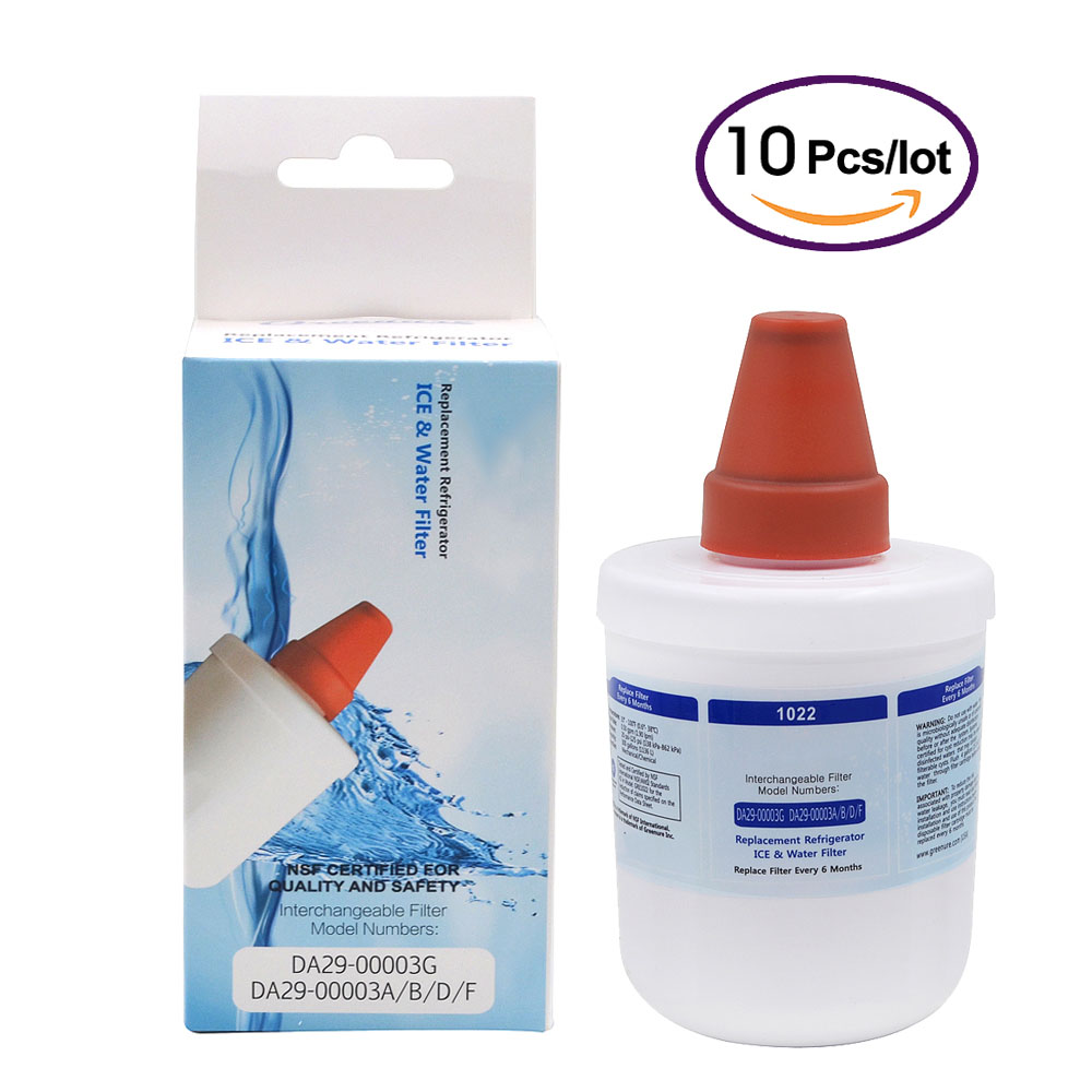 NEW Activated GRE1022 Refrigerator Water Filter Replacement for Samsung DA29-000003G/A/B/D Aqua-Pure Plus wholesale 10 Pcs/lot цена и фото