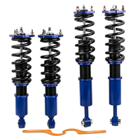 Coilovers Shock Absorber For 2001 2005 Lexus IS300 Adj Height Absorber Struts Suspension Coil Spring Damper