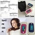 +Bag SPO2 PR PI ODI Sleep Monitor Data analysis Measure Fingertip Pulse Oximeter Blood Oxygen SpO2 visual & Sound Alarm