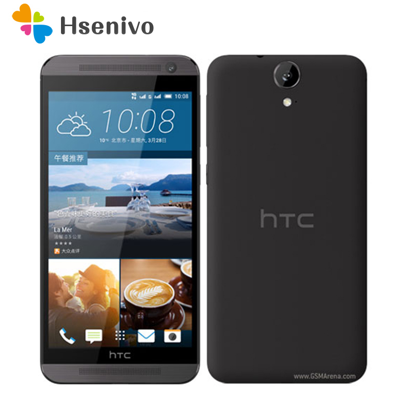 Best Price Original HTC One E9 2G RAM 16G ROM phone Octa Core 2800mAh MTK6795 5