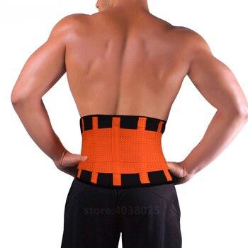 Lumbar back belt support  1
