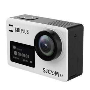 Image 4 - Original SJCAM SJ8 serie SJ8 Plus 4K 60FPS WiFi Remote Cámara de Acción Chipset Ambarella Ultra HD extrema ir deportes Pro cámara DV