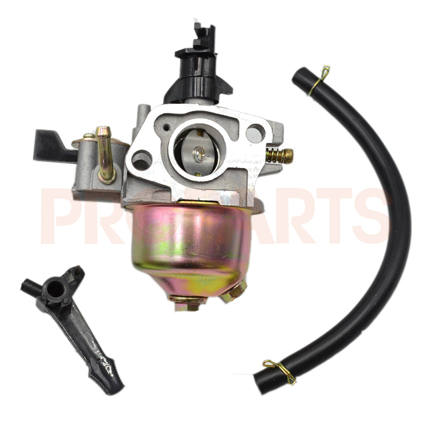 Carburetor Carb for Honda Water Pump GX160 GX200 Motors 5.5HP black throttle base cover carburetor for honda trx350 atv carburetor trx 350 rancher 350es fe fmte tm carb 2000 2006
