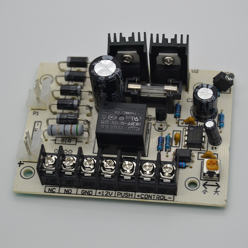 все цены на  12V 5A UPS circuit board card controller module for door lock access control power supply output voltage 9V to 14V adjustable  онлайн