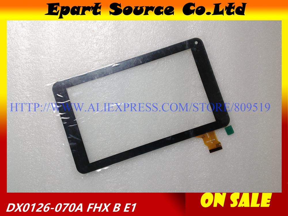 A+ New 7 inch Tablet Touch Screen Panel Digitizer  Glass Replacement  DX0126-070A FHX  186x111mm mf 786 070f fhx touch screen screen 7 inch touch screen handwriting version of the call