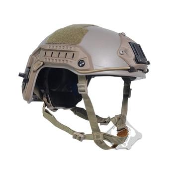 FMA Tactical Capacete Abs De Aramida Marítimo Escalada Capacete Protecção Para Paintball Wargame Airsoft Militar Capacete cover