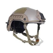Военный защитный чехол fma из АБС пластика с арамидовым покрытием