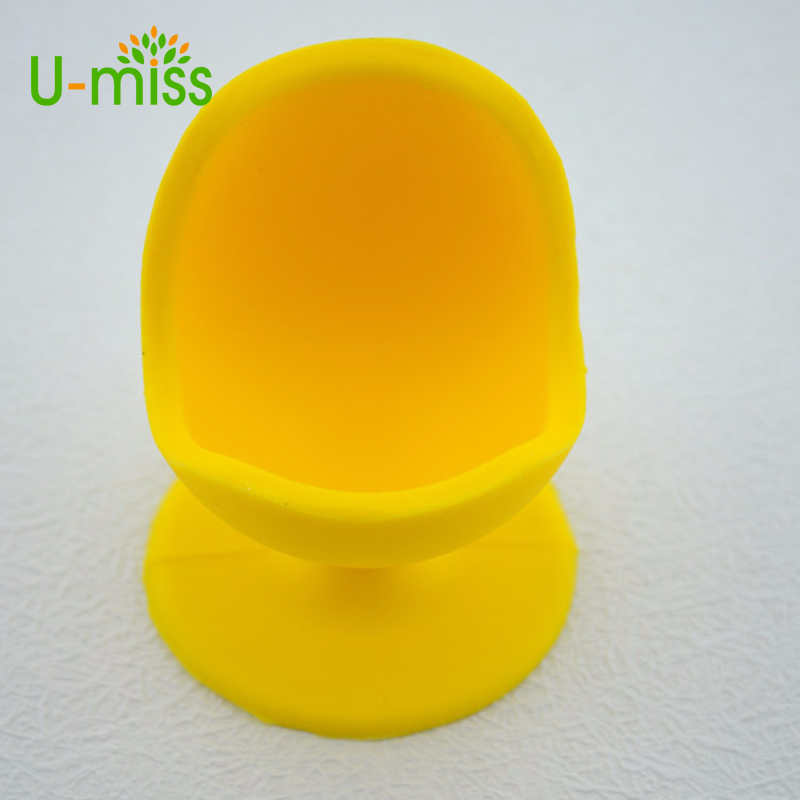 u-miss 100 pieces egglettes boiled cook surprise silicone egg mold shaper silicone poachers egglettes cooker form tools