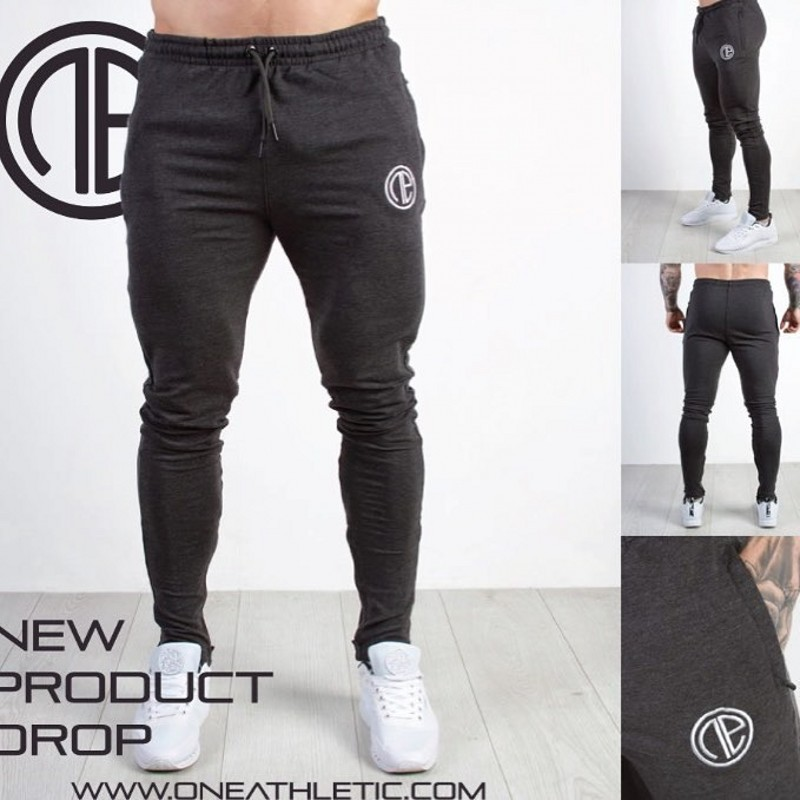 Sweatshirt + Sweatpants Sportswear Gym Fitness Tracksuit Male