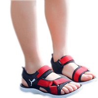 Kids Boys Sandals 2019 Summer Beach Boy Sandals Kids Leather Shoes Fashion Sport Sandal Children Sandals For Boys Casual Shoes