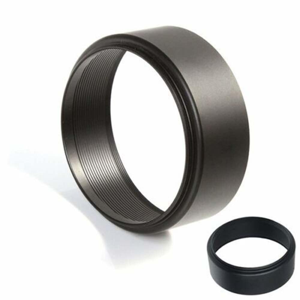 Fotga винтовое крепление 55 мм стандартная металлическая бленда для объектива Canon Nikon 55 мм
