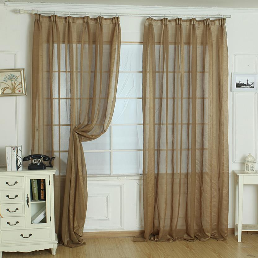 Popular Valance Curtains For Living Room-Buy Cheap Valance