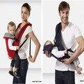 Baby Sling Hipseat Estilingue Moda Suprimentos Materna E Infantil Portador de Bebê De Algodão de Comércio exterior Capacete Dupla Ombro Para Trás