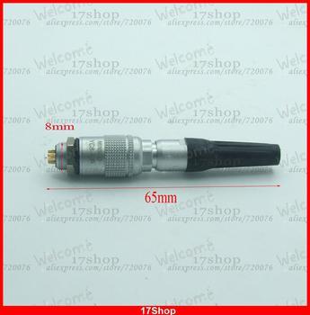 2 juegos mini A conector de enchufe de viación YC8 2 pin ~ 7 pin aberturas jack 8mm