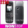 Оригинальный nokia 2220 slide Мобильные Телефоны Разблокированы nokia 2220 s сотовых телефонов бесплатная доставка
