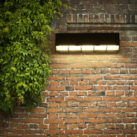 Doorway Outdoor Wall Lamp Balcony Outdoor led Light Waterproof Modern Staircase Aisle Outdoor Wall Lamp Exterior Wall led Light