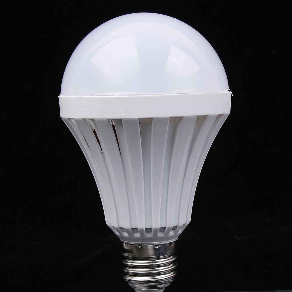 New Smart LED 5W 7W 9W 12W Rechargeable Intelligent Lamp Emergency Light Bulb ...