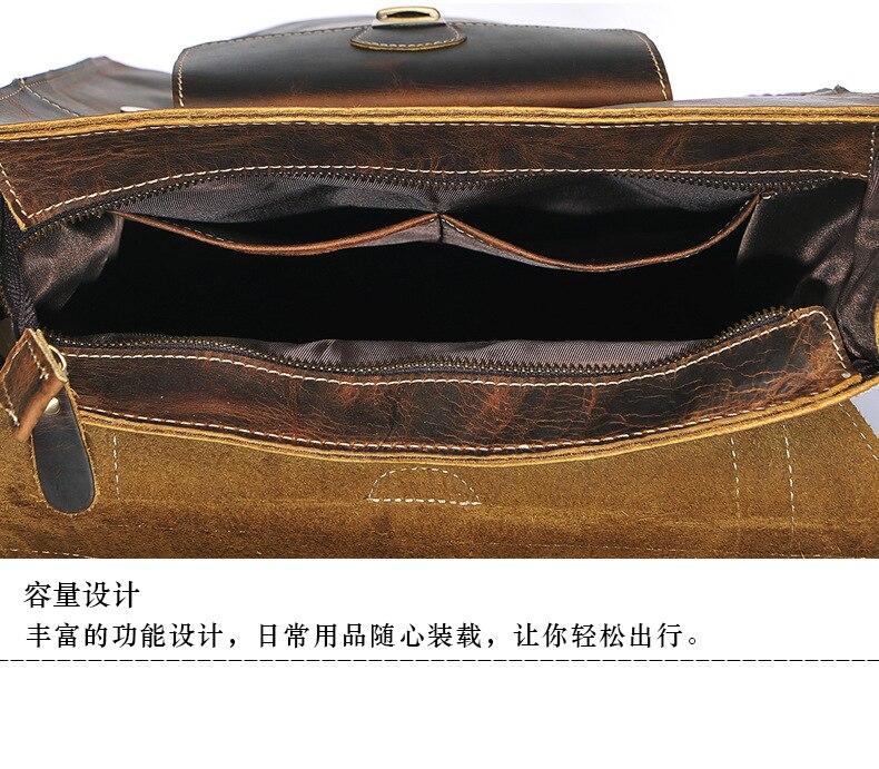 homens do vintage mochila mulheres Exterior : Abra o Bolso