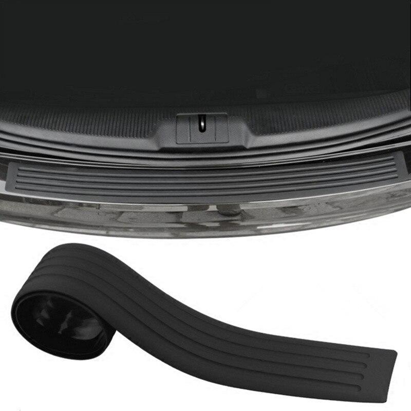 Car Trunk Rubber Bumper Guard Protector Car Accessaries For Suzuki SX4 SWIFT Alto Liane Grand Vitara Jimny S-Cross