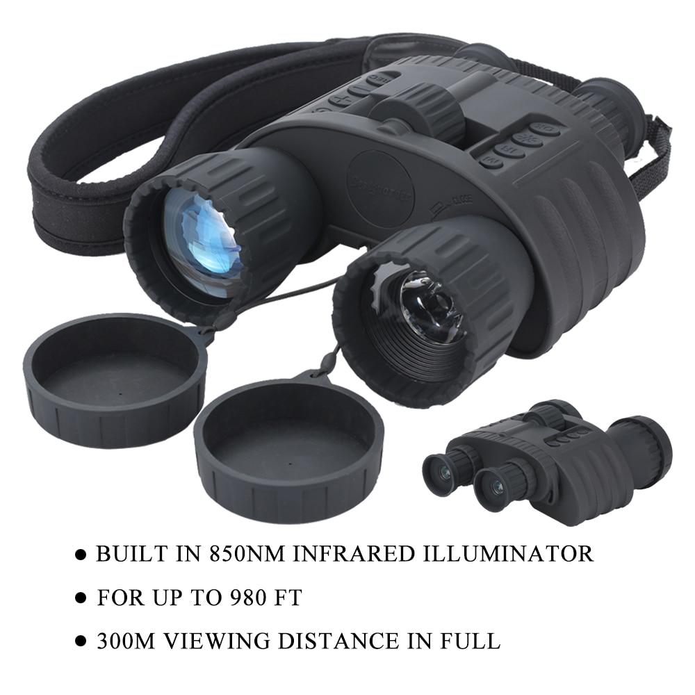 4X50mm ციფრული ღამის ხედვა - კემპინგი და ლაშქრობა - ფოტო 2