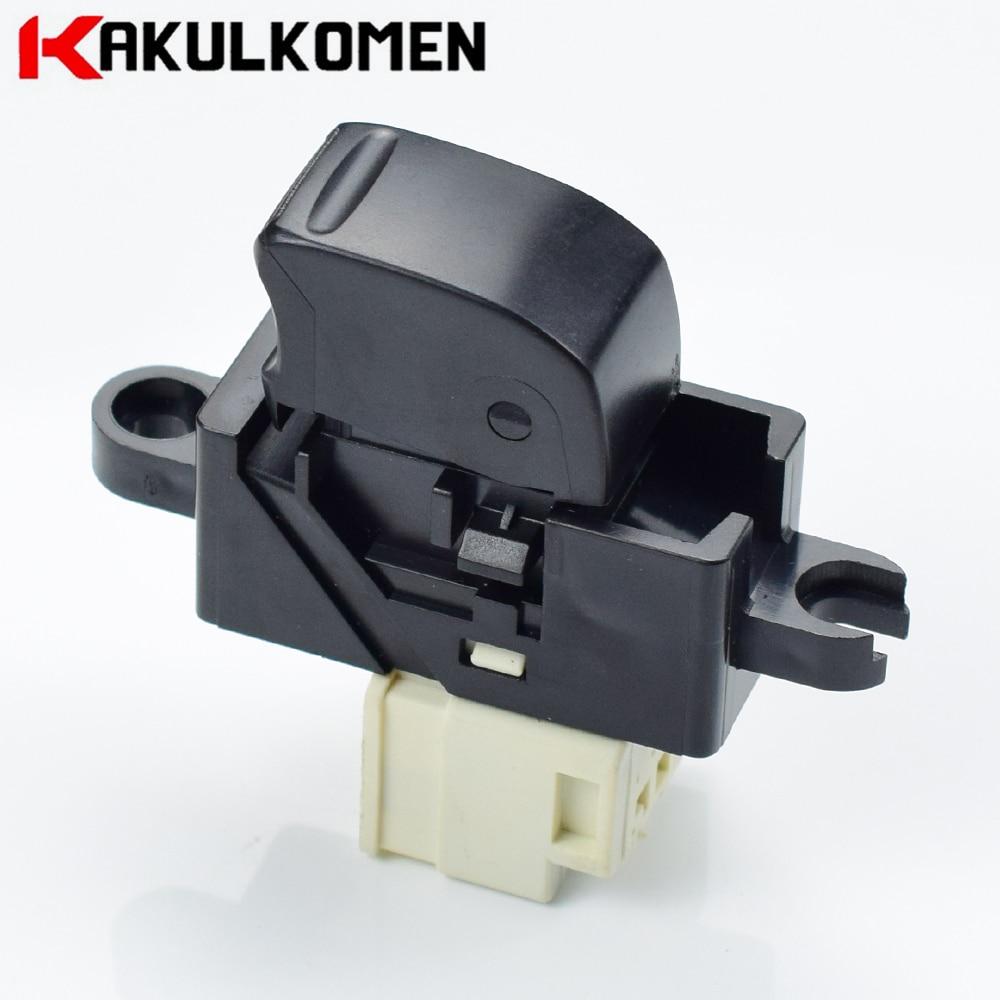 Electric Power Window Switch Panel Push Button For Nissan Almera Terrano Pathfinder X-Trail Patrol Pickup 25411-0V000 254110V000