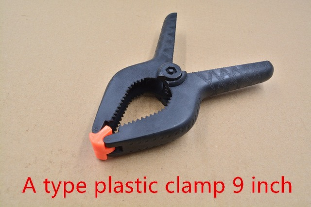 Aliexpress Com Buy Diy Tool 9 Inch Plastic Nylon Spring Clamp Set