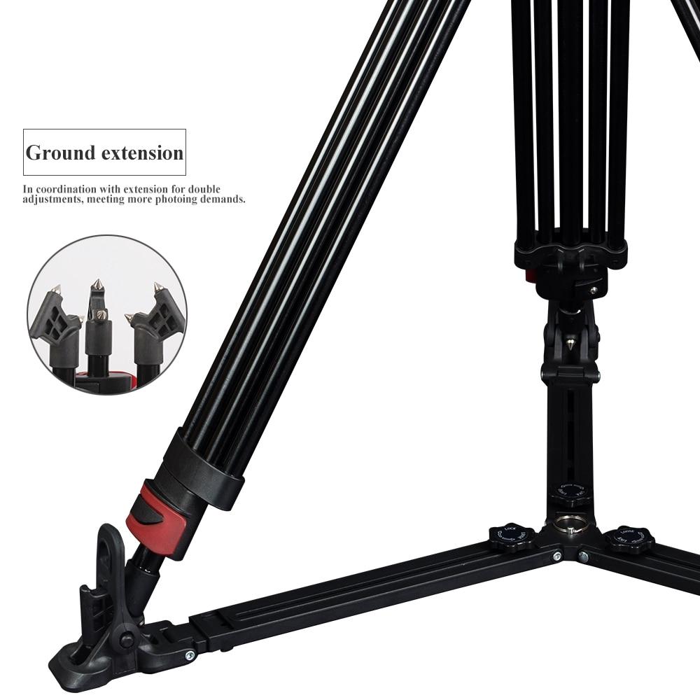 Oferta speciale videokamera profesionale video kamera alumini MTT609A - Kamera dhe foto - Foto 5