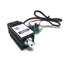 500mw 405NM focusing blue purple laser module engraving with TTL control laser tube diode protective googles